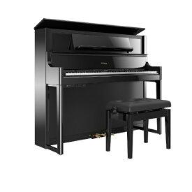 ローランド Roland LX708-PES 電子ピアノ 黒鏡面 [88鍵盤][LX708]