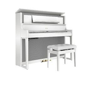 ローランド Roland LX708-PWS 電子ピアノ 白鏡面 [88鍵盤][LX708]