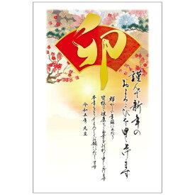 総合商研 SOUGOU SHOUKEN 令和2年(2020年)用 子年イラスト入り お年玉付き年賀はがき「A404」(3枚入り)