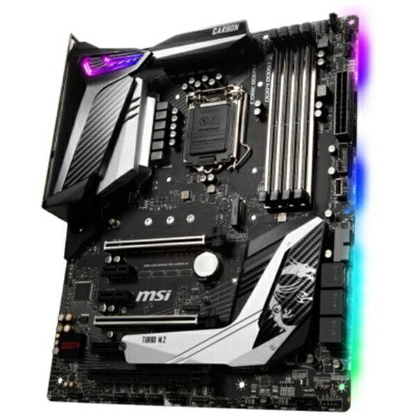 MSI エムエスアイ ゲーミングマザーボード MPG Z390 GAMING PRO CARBON [ATX /1151][MPGZ390GAMINGPRO]