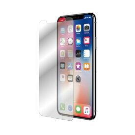 樫村 KASHIMURA iPhone X/iPhone Xs用 保護強化ガラス ミラー