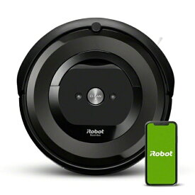 iRobot アイロボット 【国内正規品】 ロボット掃除機 「ルンバ」 e5 ブラック e515060[Roomba e5 e515060 お掃除ロボット]