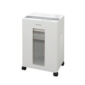 アイリスオーヤマ IRIS OHYAMA オフィスシュレッダー OF18J [クロスカット /A4サイズ /CDカット対応][OF18J]