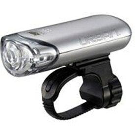 キャットアイ CATEYE LEDヘッドライト URBAN(シルバー) HL-EL145