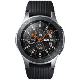 SAMSUNG サムスン SM-R800NZSAXJP スマートウォッチ Galaxy Watch 46mm シルバー[SMR800NZSAXJP]