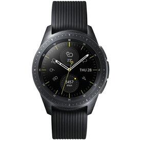 SAMSUNG サムスン SM-R810NZKAXJP スマートウォッチ Galaxy Watch 42mm ミッドナイトブラック[SMR810NZKAXJP]