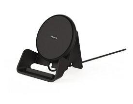 KOMATECH コマテック Freedy 10W ワイヤレス充電パッド クレードルセット AirPods第2世代正式対応 EA1201S ブラック [ワイヤレスのみ][EA1201S]
