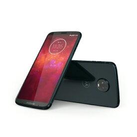 モトローラ Motorola Moto Z3 play ディープインディゴ「PABH0005JP」 4GB/64GB ドコモ/au/ソフトバンクSIM対応 SIMフリースマートフォン PABH0005JP ディープインディゴ[スマホ 本体 新品 PABH0005JP]