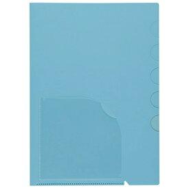 セキセイ SEKISEI ACT-902 アクティフ 5インデックスフォルダー A4 ブルー
