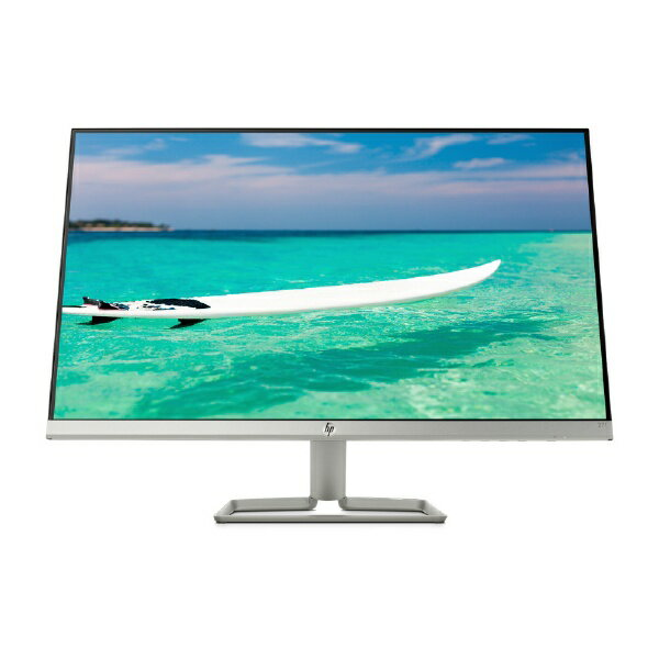 HP ヒューレット・パッカード 27型ワイド ディスプレイ HP 27fw (FHD/IPS) 3KS64AA-AAAA ホワイト[3KS64AAAAAA]