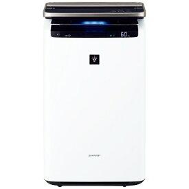 シャープ SHARP KI-JP100-W 加湿空気清浄機 ホワイト系 [適用畳数:46畳 /最大適用畳数(加湿):26畳 /PM2.5対応][KIJP100 プラズマクラスター ]