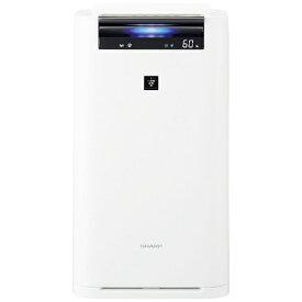 シャープ SHARP KI-JS70-W 加湿空気清浄機 ホワイト系 [適用畳数:31畳 /最大適用畳数(加湿):18畳 /PM2.5対応][KIJS70 4974019107066 ]