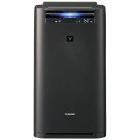 シャープ SHARP KI-JS70-H 加湿空気清浄機 グレー系 [適用畳数:31畳 /最大適用畳数(加湿):18畳 /PM2.5対応][KIJS70 プラズマクラスター ]