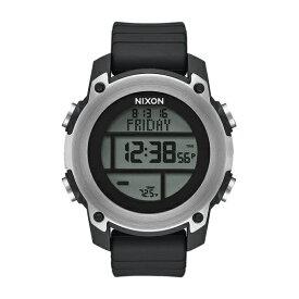 NIXON ニクソン THE UNIT DIVE A962000 ブラック [並行輸入品]