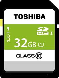 東芝 TOSHIBA SDHCカード SDBR48Nシリーズ SDBR48N32G [32GB /Class10][SDBR48N32G]