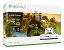 マイクロソフト Microsoft Xbox One S 1TB(Minecraft マスター コレクション同梱版) 234-00670[XboxOneS1TB][ゲー…