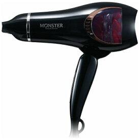 コイズミ KOIZUMI KHD-W735K ヘアードライヤー MONSTER(モンスター) ブラック [国内・海外対応][ドライヤー 大風量 KHDW735K]