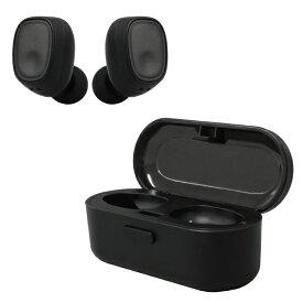 3E スリーイー フルワイヤレスイヤホン Capsule(カプセル) ブラック 3E-BEA6-B [マイク対応 /ワイヤレス(左右分離) /Bluetooth][3EBEA6B]【ワイヤレスイヤホン】