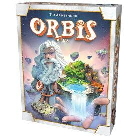 ホビージャパン Hobby JAPAN ORBIS(オルビス) 日本語版