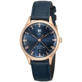 DUFA ドゥッファ ヴァイマール GMT(WEIMAR GMT) DF-9006-0A ネイビー [正規品]