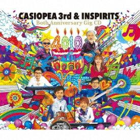 エイベックス・エンタテインメント Avex Entertainment CASIOPEA 3rd & INSPIRITS/ 『4010』 Both Anniversary Gig CD【CD】
