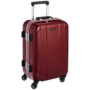 ORBITER(エース) スーツケース 31L ワールドトラベラー(World Traveler) サグレス(SAGRES) レッド 06061-10 [TSAロック搭載]