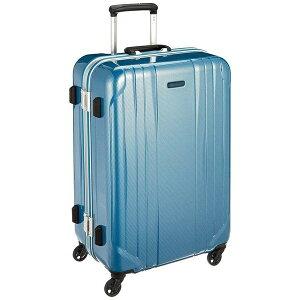 ORBITER(エース) スーツケース 66L ワールドトラベラー(World Traveler) サグレス(SAGRES) ブルーカーボン 06062-15 [TSAロック搭載]