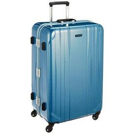 ORBITER(エース) スーツケース 91L ワールドトラベラー(World Traveler) サグレス(SAGRES) ブルーカーボン 06063-15 [TSAロック搭載]