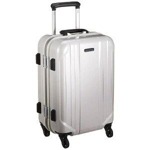 ORBITER(エース) スーツケース 31L ワールドトラベラー(World Traveler) サグレス(SAGRES) ホワイトカーボン 06061-06 [TSAロック搭載]