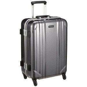 ORBITER(エース) スーツケース 50L ワールドトラベラー(World Traveler) サグレス(SAGRES) ブラックカーボン 06064-02 [TSAロック搭載]