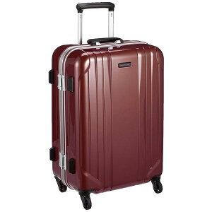 ORBITER(エース) スーツケース 50L ワールドトラベラー(World Traveler) サグレス(SAGRES) レッド 06064-10 [TSAロック搭載]