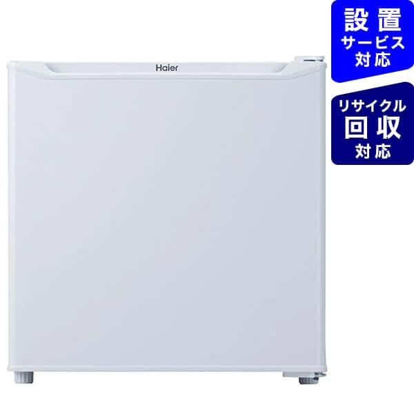 ハイアール Haier 《基本設置料金セット》JR-N40H-W 冷蔵庫 Haier Joy Series ホワイト [1ドア /右開きタイプ /40L][JRN40H]