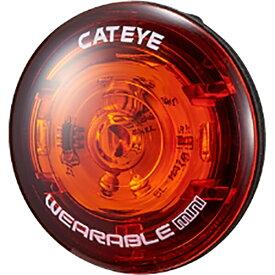 キャットアイ CATEYE ボタン電池式 小型 LEDセーフティライト WEAABLE Emini SL-WA10