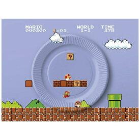 任天堂販売 Nintendo Sales スーパーマリオ ホーム&パーティ ペーパープレートセット(8-bit ステージ)
