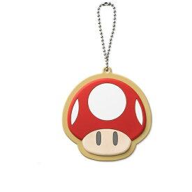 任天堂販売 Nintendo Sales スーパーマリオ ホーム&パーティ ラバーマスコット(スーパーキノコ)