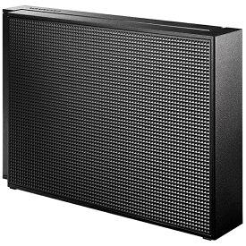 I-O DATA アイ・オー・データ HDCZ-UT1KC 外付けHDD ブラック [据え置き型 /1TB][HDCZUT1KC ハードディスク テレビ]