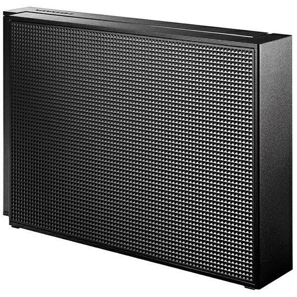 I-O DATA アイ・オー・データ HDCZ-UT4KC 外付けHDD 家電録画対応 ブラック [据え置き型 /4TB][HDCZUT4KC]