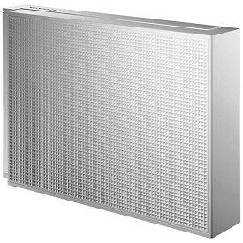 I-O DATA アイ・オー・データ HDCZ-UT4WC 外付けHDD ホワイト [据え置き型 /4TB][HDCZUT4WC]