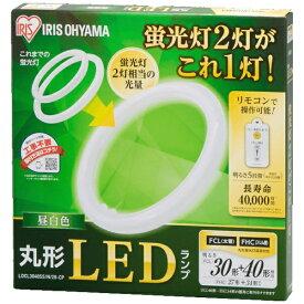アイリスオーヤマ IRIS OHYAMA LDCL3040SS/N/29-CP 丸形LEDランプ [昼白色]