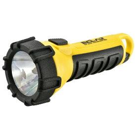 オーム電機 OHM ELECTRIC LHP-P10C7 懐中電灯 プロテクションライト ECLAT [LED /単4乾電池×3 /防水]