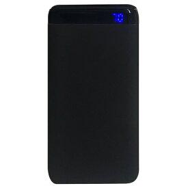 オズマ OSMA LUCMM100CCBK モバイルバッテリー [10000mAh /2ポート /USB-C /充電タイプ]