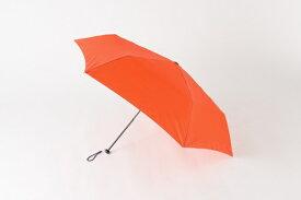 ムーンバット MOONBAT 超撥水軽量折傘50cm オレンジ