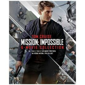 NBCユニバーサル NBC Universal Entertainment ミッション:インポッシブル 6ムービーDVDコレクション<初回限定生産>(ボーナスDVD付き 7枚組)【DVD】 【代金引換配送不可】