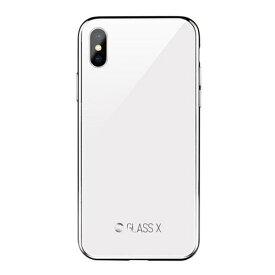 SWITCH EASY スイッチイージー iPhoneXS対応 GLASSX2018 SEI9SCSDLX2WH White