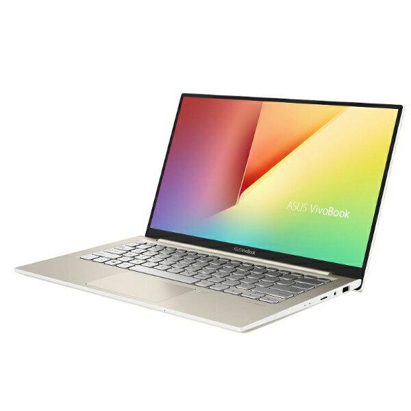 ASUS エイスース S330UA-8250 ノートパソコン VivoBook S13 アイシクルゴールド [13.3型 /intel Core i5 /SSD:256GB /メモリ:8GB /2018年10月モデル][S330UA8250]