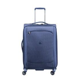 DELSEY デルセー スーツケース 54L(60L) MONTMARTRE AIR(モンマルトルエアー) ブルー 225281002 [TSAロック搭載]