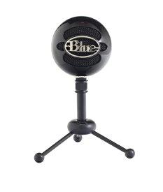 FOX USBマイク Snowball 1912 Gloss Black