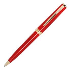 モンブラン MONTBLANC PIX ボールペン 117655 レッド/ゴールド