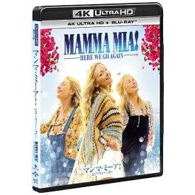 NBCユニバーサル NBC Universal Entertainment マンマ・ミーア! ヒア・ウィー・ゴー [4K ULTRA HD + Blu-rayセット]<英語歌詞字幕付き>【Ultra HD ブルーレイソフト】
