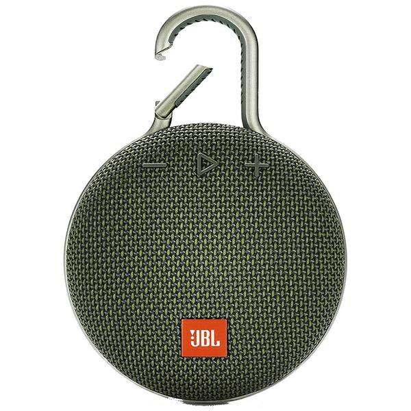 JBL ブルートゥーススピーカー JBLCLIP3GRN グリーン [Bluetooth対応 /防水] 【ビックカメラグループオリジナル】[JBLCLIP3GRN]【point_rb】